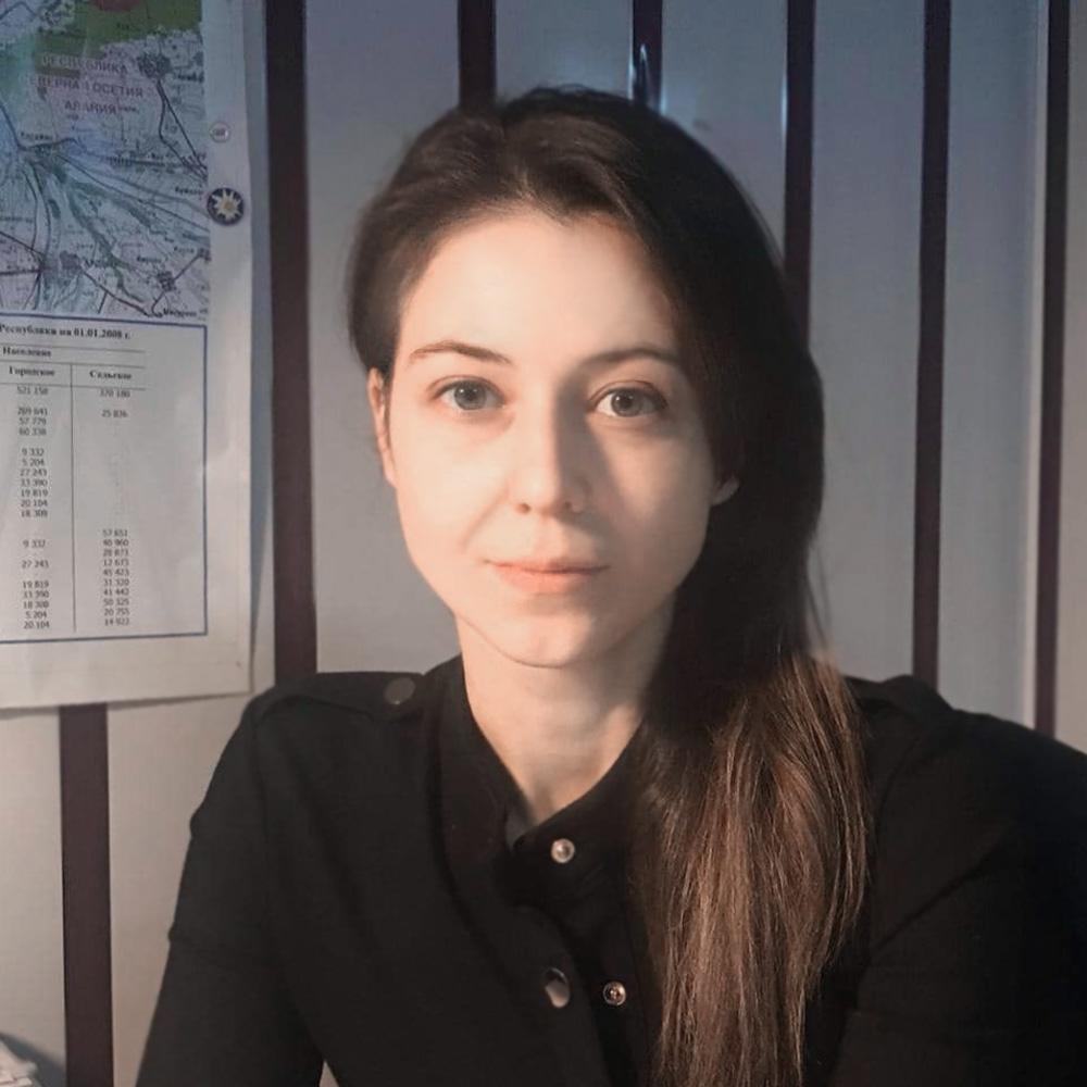 Диана Шекихачева
