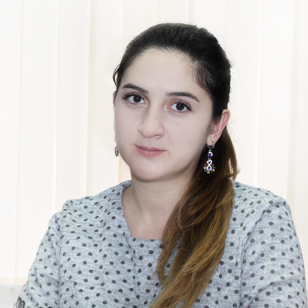 Фатимат Ширитова
